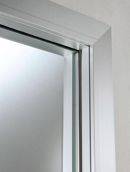 Hliníkové zárubně dveře Scrigno