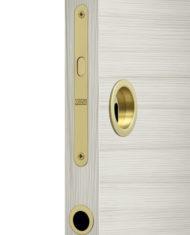 Kit chiudiscrigno lesklé zlato dveře