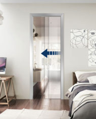 Slow glass dveře Scrigno
