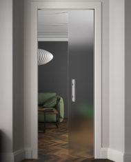 Stech – skleněné dveře