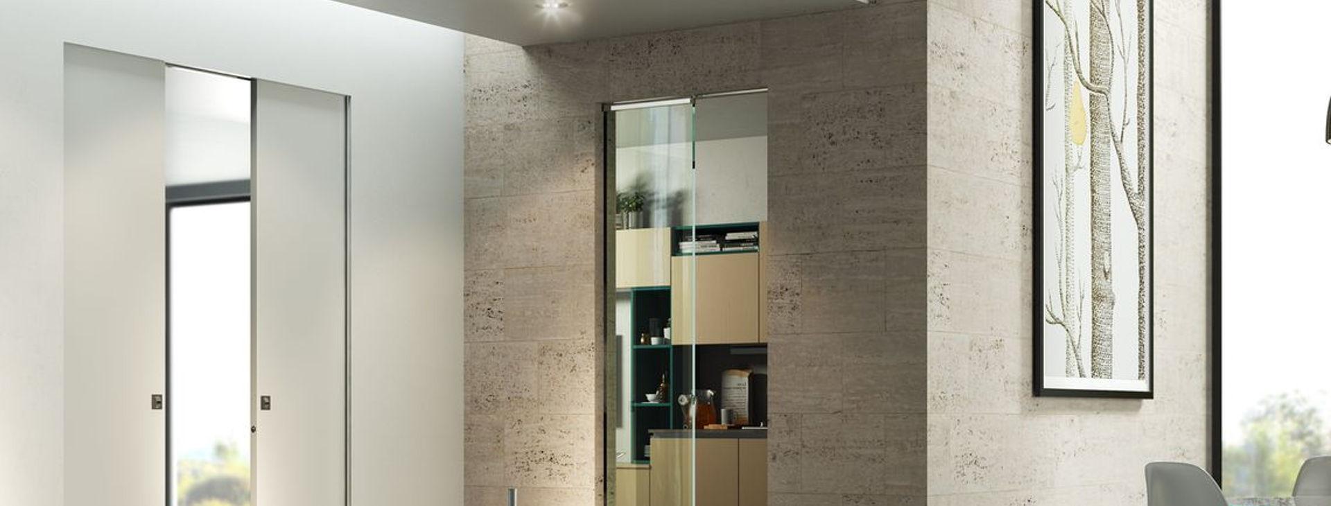 zatahovacie dvere - essential Scrigno