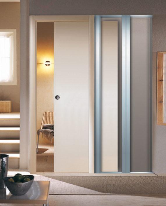 Scrigno Kit - Stavební pouzdro pro skryté posuvné dveře