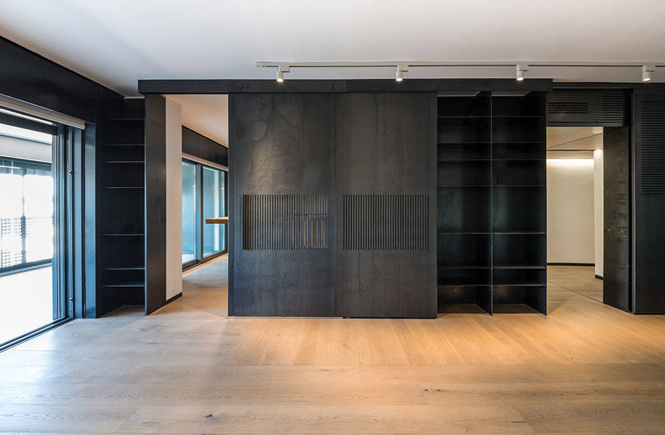 Dům v Portonaccio - Na3 studio