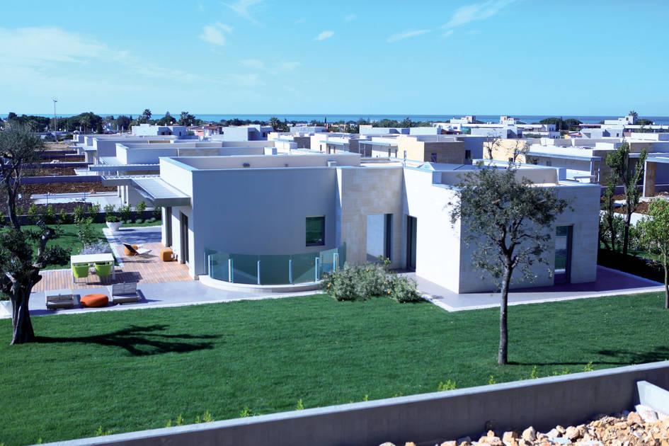 Bari projekt Parchitello Alta