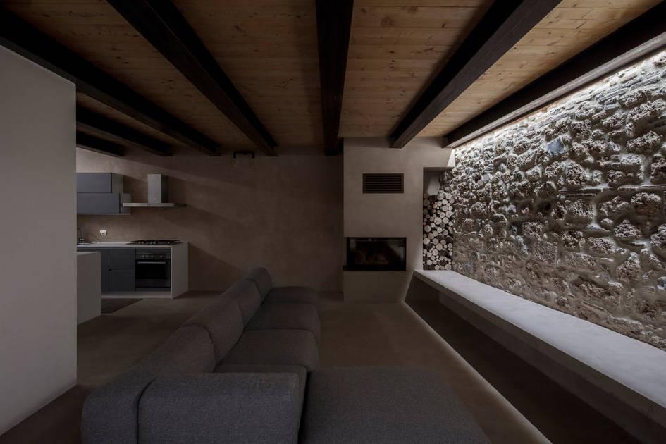 Scrigno Essential Scorrevole - Bydlení mezi současností a minulostí - Giulio Conti